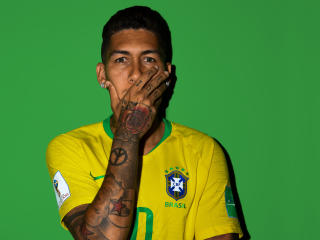 HD Wallpaper | Background Image Roberto Firmino FIFA 2018