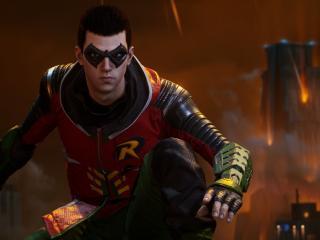 Robin Gotham Knights 2021 wallpaper