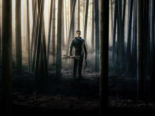 Robin Hood 2018 Movie Poster wallpaper