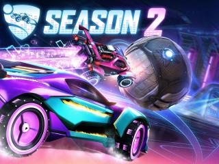 Rocket League Season 2 wallpaper