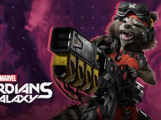 Rocket Raccoon 4k Guardians Of The Galaxy Gaming wallpaper