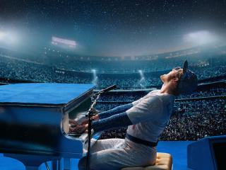 Rocketman Movie 2019 wallpaper
