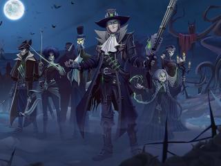 Rogue Lords HD Gaming wallpaper