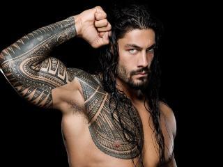 Roman Reigns tatoo wallpaper