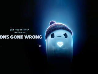 Ron's Gone Wrong Movie 2021 wallpaper
