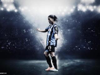 Ronaldinho Brazilian Tribute wallpaper
