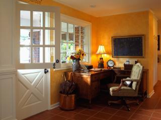 room, office, chair wallpaper