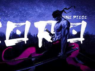 Roronoa Zoro One Piece Art wallpaper