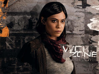Rosa Salazar In Maze Runner The Death Cure 2018 wallpaper