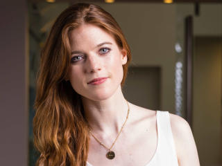 Rose Leslie Face wallpaper