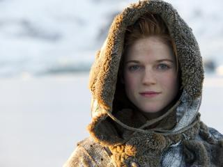 Rose Leslie In Game Of Thrones wallpaper