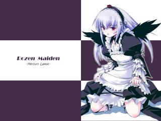 rozen maiden suigintou, girl, apron wallpaper