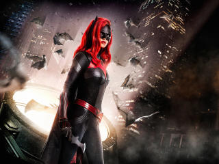 Ruby Rose Batwoman 4K wallpaper