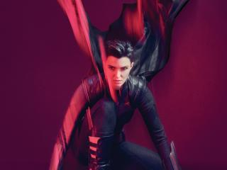 Ruby Rose Batwoman Photoshoot wallpaper