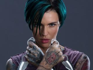 Ruby Rose In XXX Return of Xander Cage wallpaper
