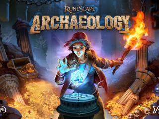 RuneScape Archaeology wallpaper