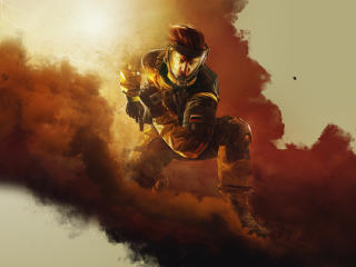 Russian Operator Finka Rainbow Six Siege Operation Chimera wallpaper