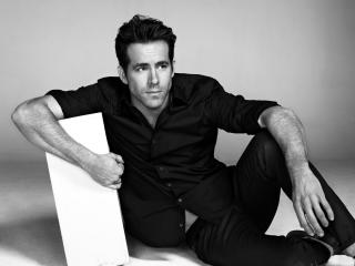 ryan reynolds, actor, celebrity wallpaper