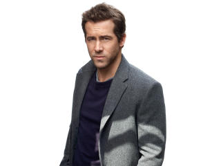 ryan reynolds, actor, jacket wallpaper
