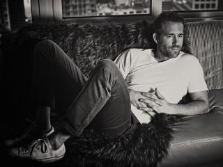 ryan reynolds, actor, photo shoot wallpaper