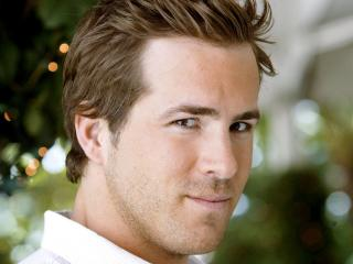 ryan reynolds, brunette, actor wallpaper