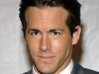 ryan reynolds, dark-haired, actor wallpaper