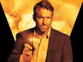 Ryan Reynolds The Hitman's Wife's Bodyguard wallpaper