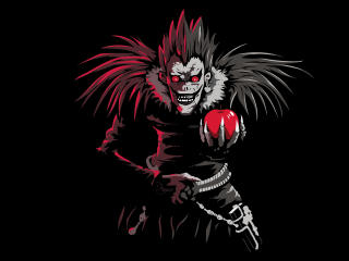 Ryuk In Death Note wallpaper