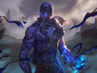 Ryze League Of Legends wallpaper