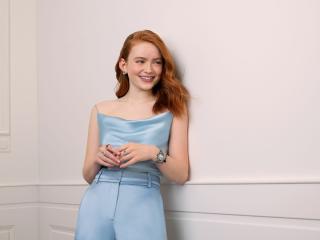 Sadie Sink Actress 4K wallpaper