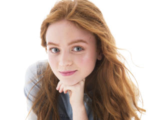 Sadie Sink Actress Photoshoot wallpaper
