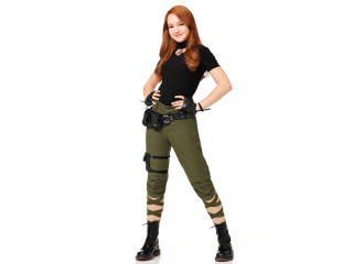 Sadie Stanley Kim Possible 2019 Movie wallpaper