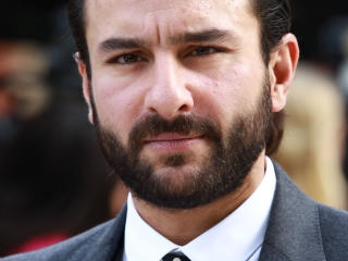 Saif Ali Khan Close up wallpapers wallpaper