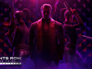 Saints Row The Third Remastered wallpaper