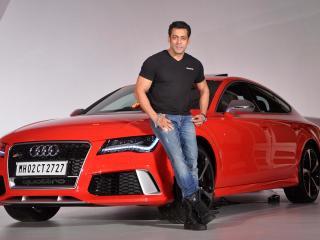 HD Wallpaper | Background Image Salman Khan Audi wallpapers