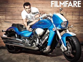 Salman Khan Filmfare Photoshoot  wallpaper