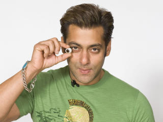 Salman Khan Green T Shirt wallpaper wallpaper
