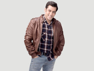 Salman Khan In Cool Jacket HD Pics  wallpaper
