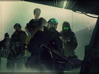 Sam Fisher Tom Clancys Rainbow Six Siege wallpaper