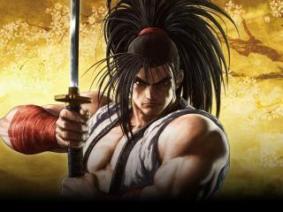 Samurai Shodown Game wallpaper