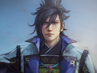 Samurai Warriors 5 2021 wallpaper