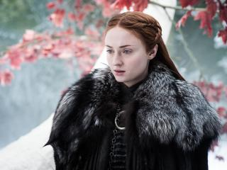 Sansa Stark Game Of Thrones Season 7 wallpaper