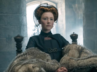 Saoirse Ronan in Mary Queen of Scots Movie wallpaper