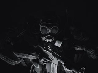 SAS CSGO wallpaper