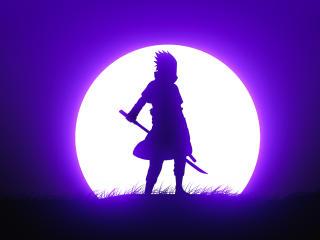 Sasuke Uchiha Cool wallpaper