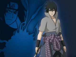 Sasuke Uchiha Naruto Anime wallpaper