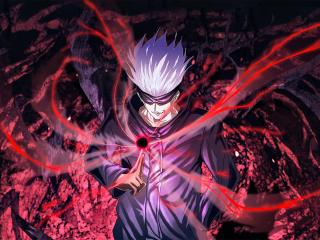 Satoru Gojo Cool Jujutsu Kaisen wallpaper
