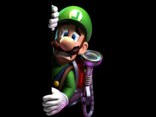 Scared Mario Luigi wallpaper