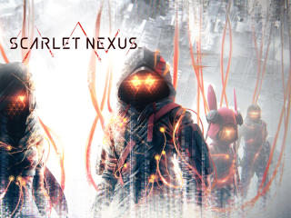 Scarlet Nexus 2021 wallpaper