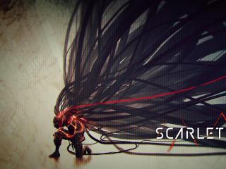 Scarlet Nexus Key Art wallpaper